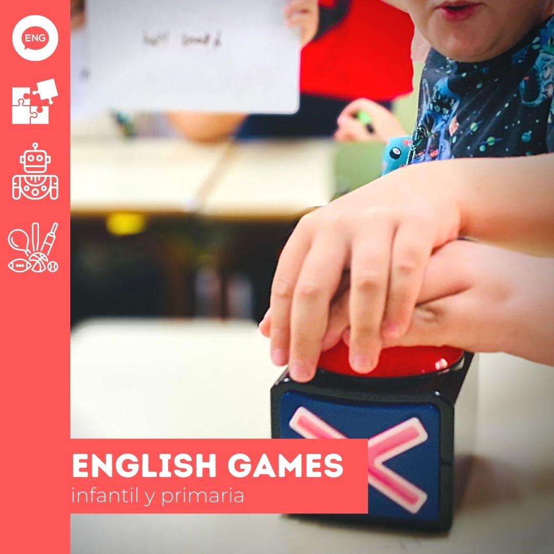 EXTRAESCOLARES - ESCOLA INNOVA ENGLISH GAMES