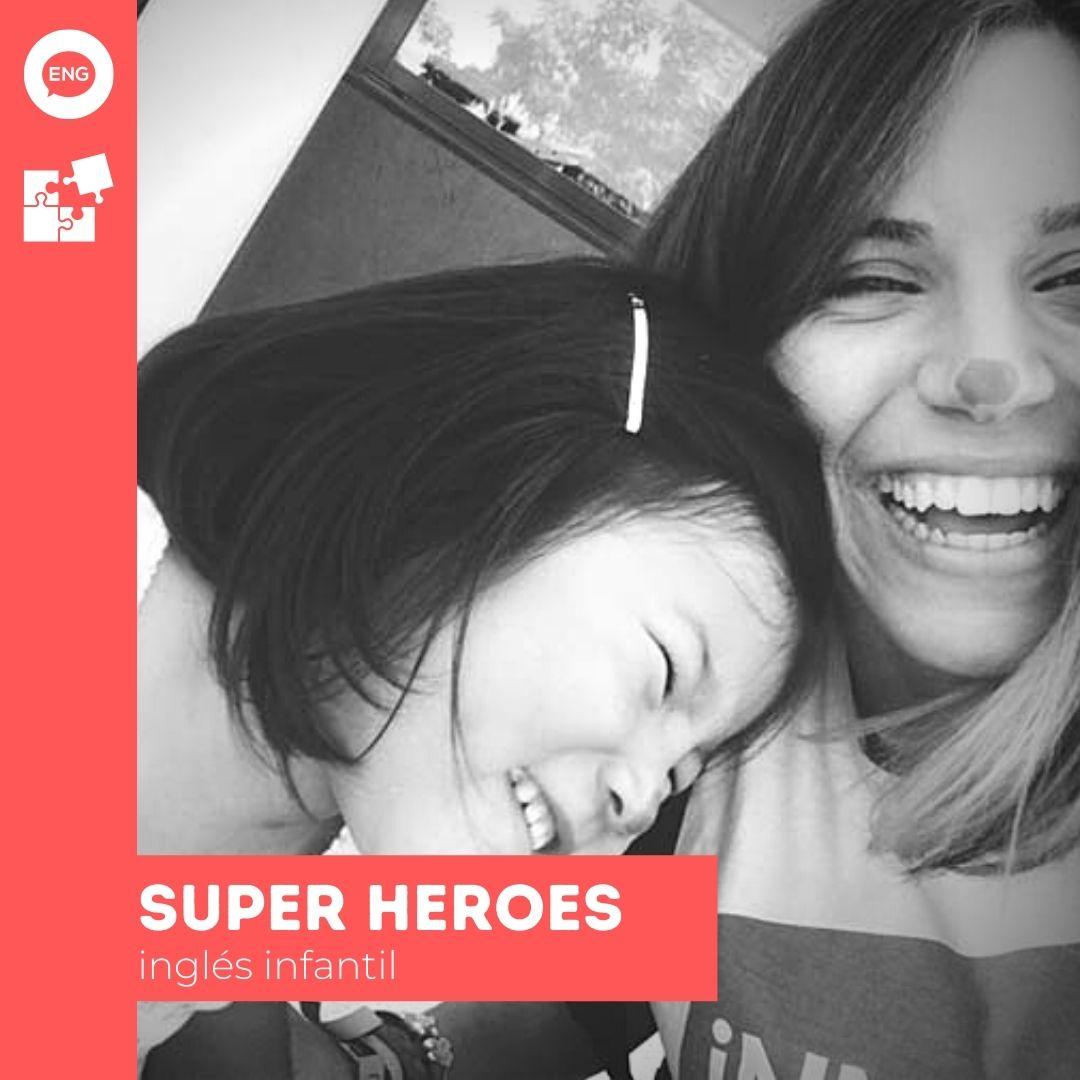EXTRAESCOLARES - ESCOLA INNOVA SUPER HEROES